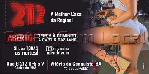 212 Casa de Shows