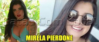 Mirela Pierdone brasilia mini