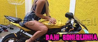 DANI BONEQUINHA FEIRA DE SANTANA
