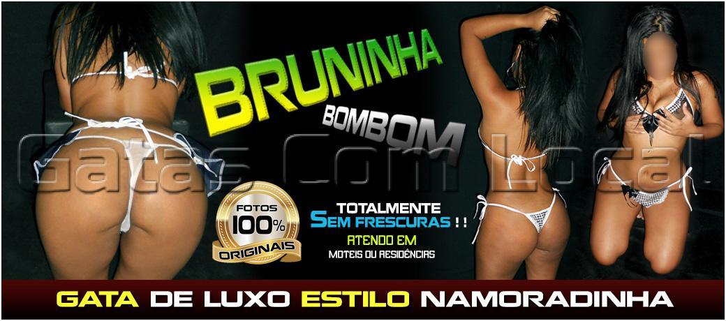 BRUNINHA BOMBOM