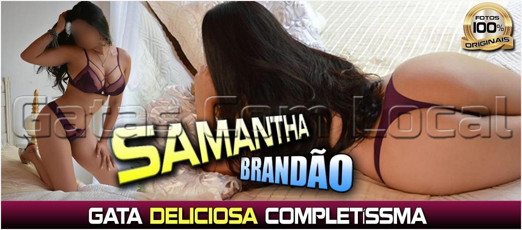 SAMANTHA BRANDÃO