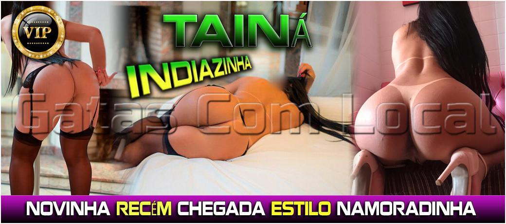TAINÁ INDIAZINHA