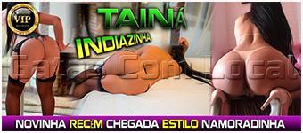 TAINA INDIAZINHA