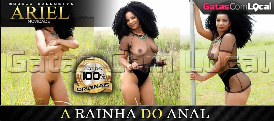 ARIEL RAINHA DO ANAL
