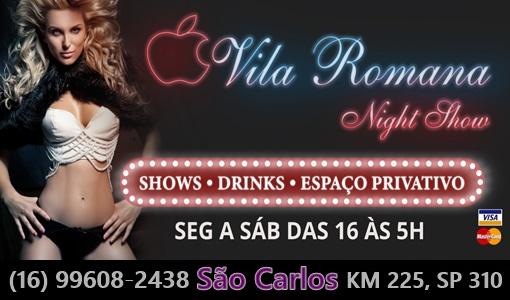 Boate Vila Romana São Carlos