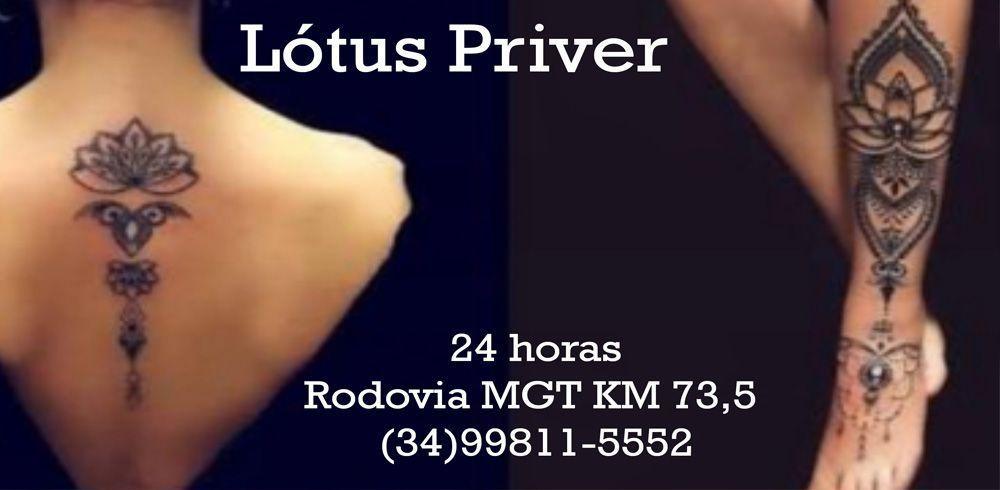 LOTUS-PRIVER Lótus Priver