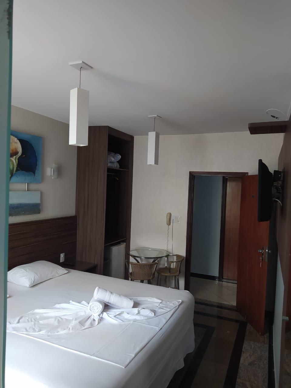 HOTEL-1 ALUGA SE FLATS MOBILLIADOS