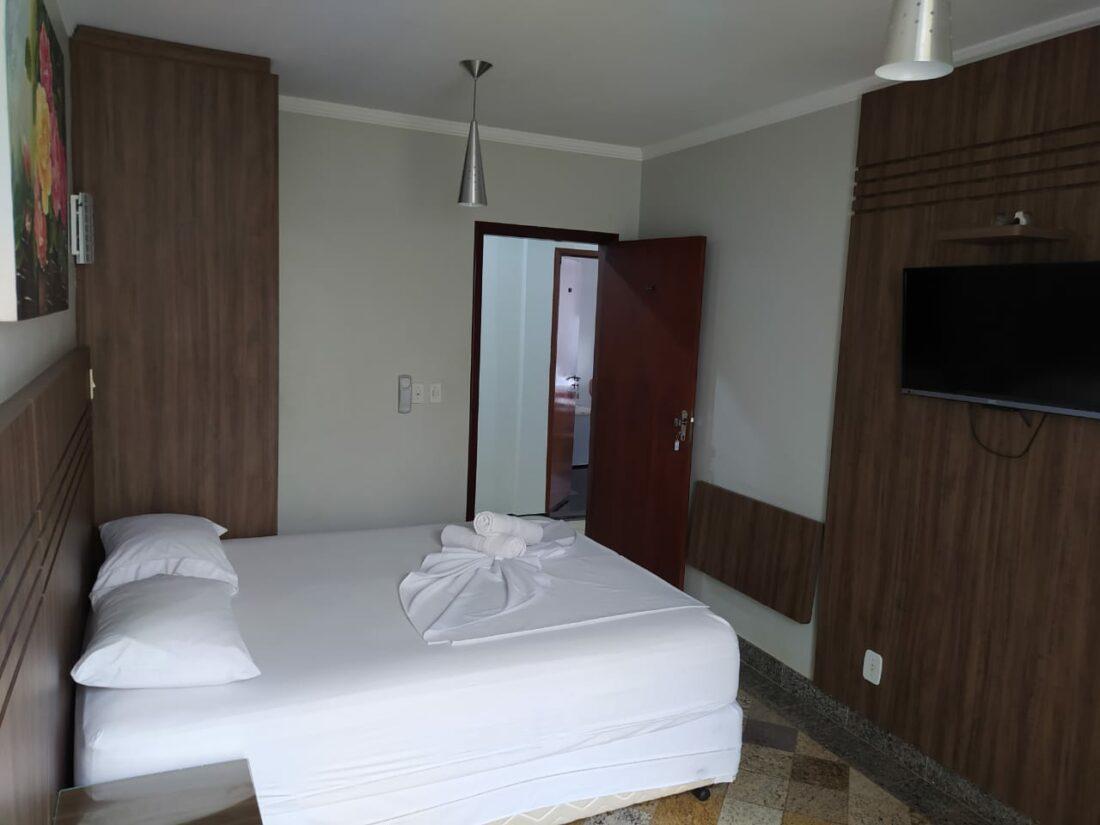 HOTEL-5 ALUGA SE FLATS MOBILLIADOS