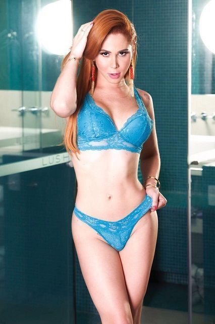 Giselly Soares TRANS