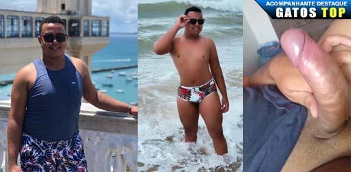 Pedro novinho ativo versátil